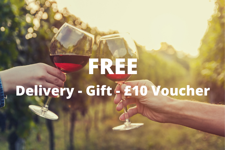 FREE Delivery, Gift & Voucher...
