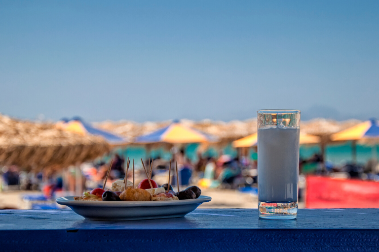 Ouzo, the Summer Spirit of Greek Gods!