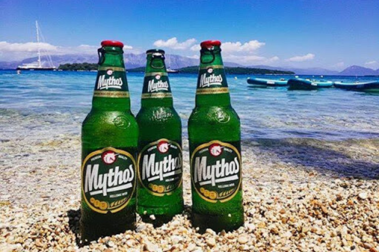 """Mythos Beer, a """"Legend"""" of its own!"""