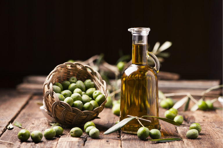 The Benefits of Greek Olive Oil