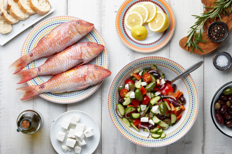 Why is Greek Diet so Healthy?