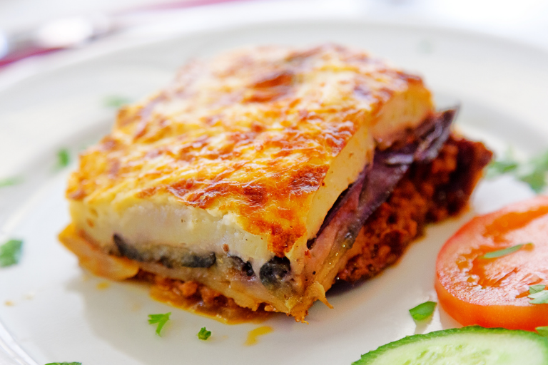 Traditional Greek Moussaka: Give It A Try
